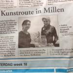 Stalman & Bronswijk in de Telegraaf